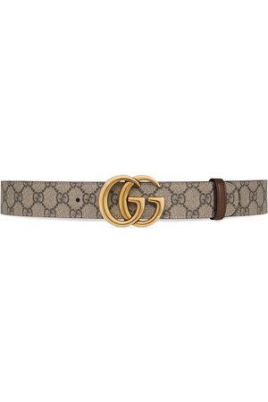Gucci Cinture - Cintura reversibile GG Marmont