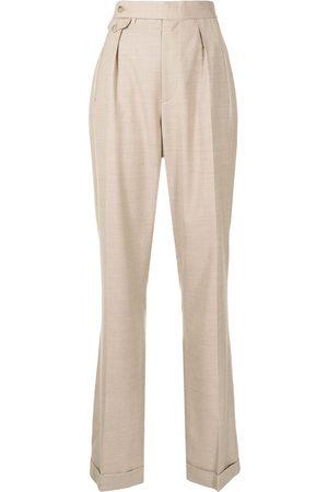 Ralph Lauren Donna Eleganti - Pantaloni sartoriali dritti