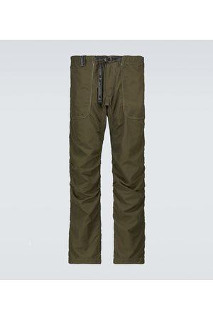 and wander Pantaloni in nylon con cintura
