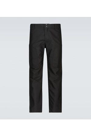 Tom Ford Pantaloni cargo in cotone giapponese