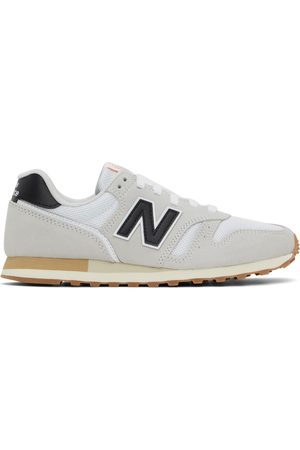 New Balance Donna Sneakers - White & Grey 373v2 Sneakers