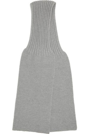 DoppiaA Uomo Sciarpe - Grey Aalbatro Scarf