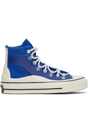 Converse Donna Sneakers - Blue Chuck 70 Utility Hi Sneakers