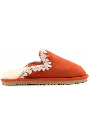 Mou Pantofola Eskimo in camoscio , Donna, Taglia: 38