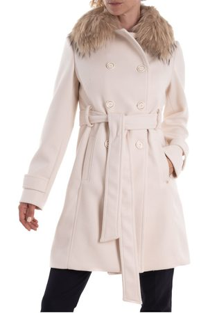 Kocca Ecrufur Coat , Donna, Taglia: M