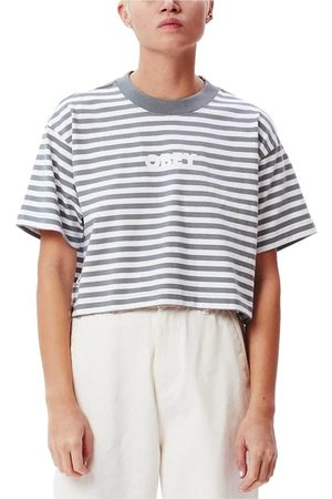 Obey Camiseta , Donna, Taglia: M