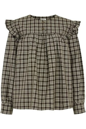People Tree Helen Checked Blouse , Donna, Taglia: UK 10