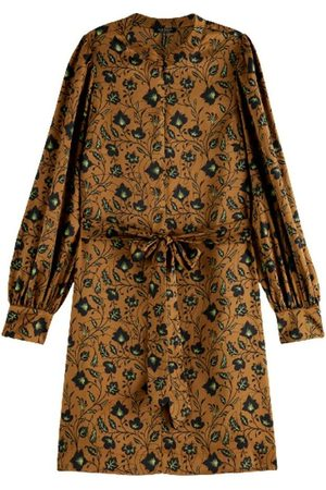 Scotch&Soda Vestido Mini Estampado , Donna, Taglia: S