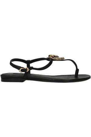 Dolce & Gabbana Donna Infradito - Infradito Donna Pelle