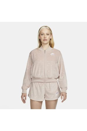 Nike Donna Giacche - Giacca in velour Air - Donna