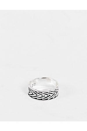 Icon Brand Anello con fascia a frecce