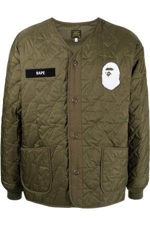 A Bathing Ape Piumino Together Strong