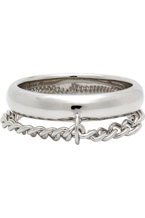 A.P.C. Silver Lois Ring