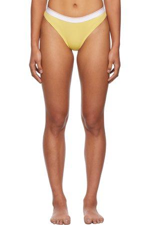 Calvin Klein Yellow Season 2 Tanga Briefs