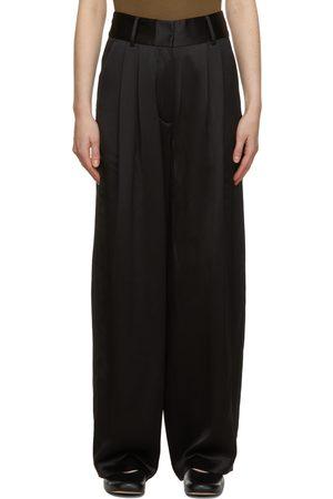 By Malene Birger Black Fallapella Trousers