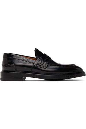 Burberry Elkerton Penny Loafers
