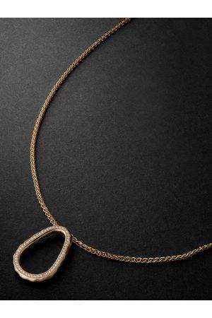 Laud Uomo Collane - Fragment 18-Karat Diamond Necklace
