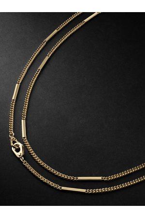Foundrae Uomo Collane - Chain Necklace