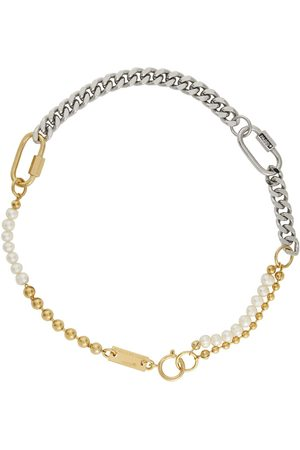 In Gold We Trust Cuban Link Beads Necklace