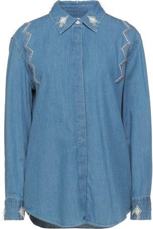 Dondup Donna Denim - TOPWEAR - Camicie jeans