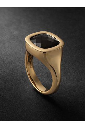 Ole Lynggaard Copenhagen Uomo Anelli - Cushion Onyx Ring