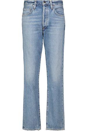 Goldsign Jeans regular Harper a vita alta