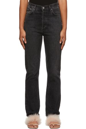 Goldsign Donna Jeans - Grey 'The Lawler' Jeans