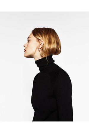 Donna Collo alto - Zara PULLOVER COLLO ALTO CANNETÉ - Disponibile in altri colori