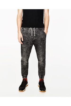 Uomo Joggers - Zara JOGGER CHINO - Disponibile in altri colori