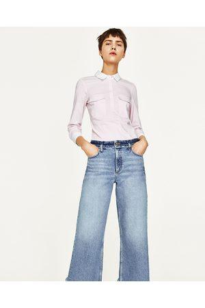 Donna Camicie - Zara CAMICIA MANICHE 3/4. - Disponibile in altri colori
