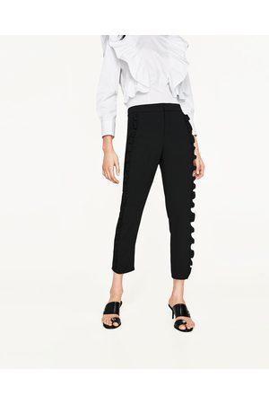 Zara Jeans I Pantaloni DonneCompara Volant Disponibile E Prezzi 1JclTFK