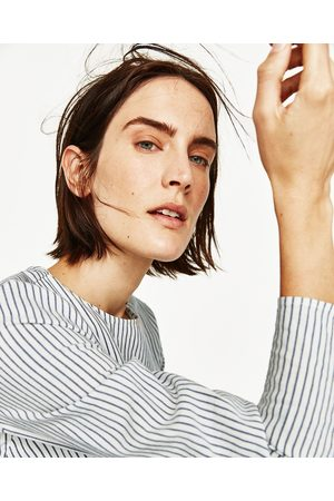 Donna Tops - Zara TOP CROPPED RIGHE