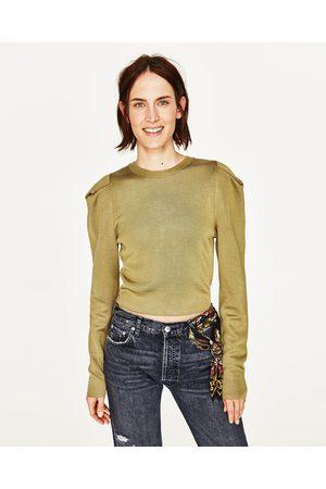 Donna T-shirts - Zara MAGLIA CORTA - Disponibile in altri colori