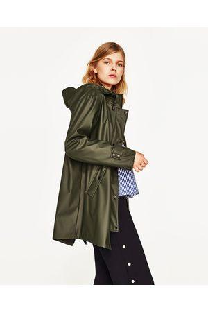 Donna Impermeabile - Zara IMPERMEABILE CON CAPPUCCIO - Disponibile in altri colori