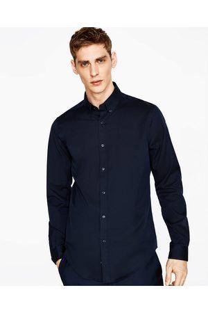Uomo Camicie - Zara CAMICIA NASTRO A CONTRASTO - Disponibile in altri colori