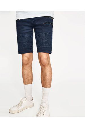 Uomo Pantaloncini - Zara BERMUDA BIKER - Disponibile in altri colori