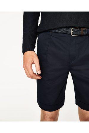 Uomo Cinture - Zara BERMUDA CINTURA - Disponibile in altri colori
