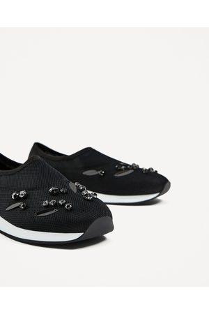 Zara I Nere Sneakers E Acqusita Compara Online Donne Prezzi rIrvxqBw