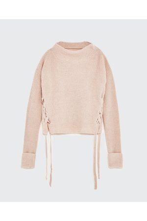 negozio online ef0d8 1f6ca Zara Fiocco Maglioni Donne, compara i prezzi e acqusita online