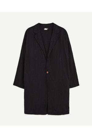 Uomo Cappotti - Zara CAPPOTTO LINO - Disponibile in altri colori