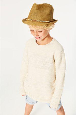 Bambino Cappello - Zara CAPPELLO DI PAGLIA LACCIO COLORATO - Disponibile in  altri colori 7db561017d0c