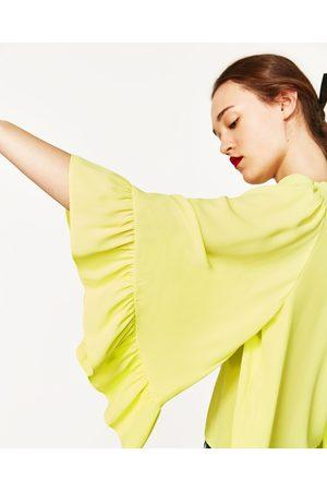 Donna Kimono - Zara TOP MANICA KIMONO - Disponibile in altri colori