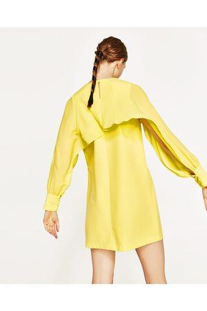 Donna Vestiti - Zara VESTITO CON MANICA APERTA - Disponibile in altri colori