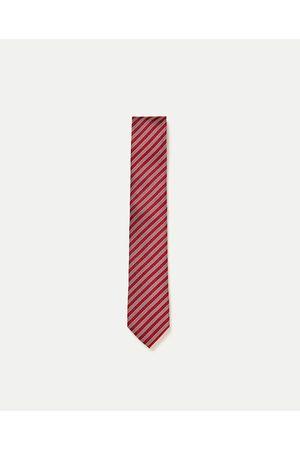 Uomo Cravatte - Zara CRAVATTA A RIGHE SOTTILI