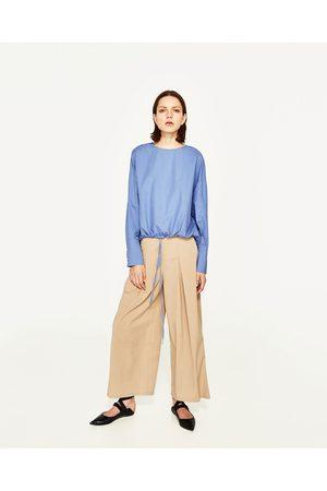 DonneCompara Acqusita Pantaloni Zara Culotte E Giubbotto I Prezzi 8wmNn0