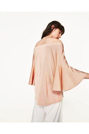 Donna Maglione - Zara PULLOVER BANDEAU - Disponibile in altri colori