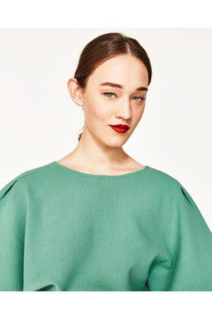 Donna Kimono - Zara PULLOVER MANICHE KIMONO - Disponibile in altri colori