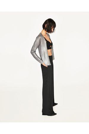 Donna Giacche - Zara GIACCA SCOLLO A V - Disponibile in altri colori