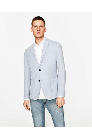 Uomo Blazer - Zara BLAZER A NIDO D'APE - Disponibile in altri colori