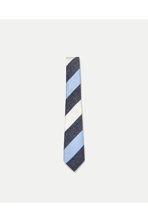 Uomo Cravatte - Zara CRAVATTA RIGA MARCATA